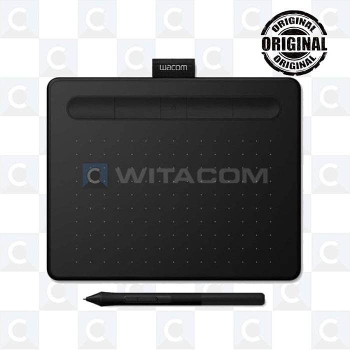 harga Wacom intuos ctl-6100 k0-cx medium black Tokopedia.com