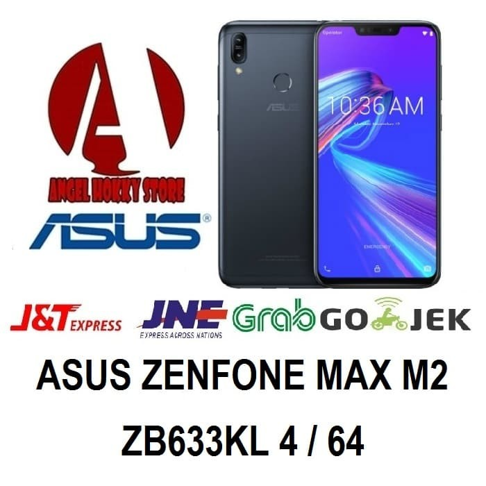 harga Asus zenfone max m2 zb633kl ram 4gb internal 64gb garansi resmi Tokopedia.com