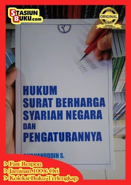 Jual Hukum Surat Berharga Syariah Negara Dan Pengaturanya Burhanuddin Kota Yogyakarta Stasiunbuku Stasiunbuku Tokopedia