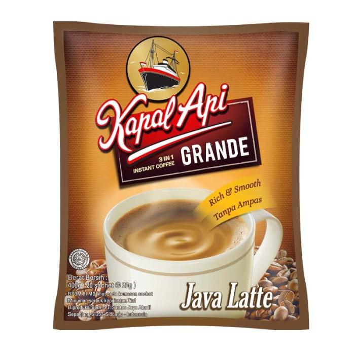 Promo Kapal Api Grande Java Latte