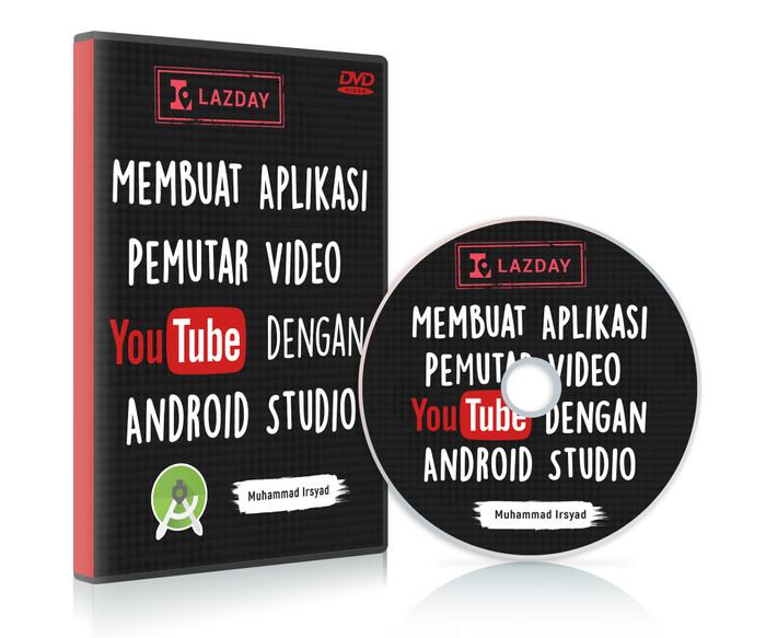 Foto Produk Tutorial Membuat Aplikasi Pemutar Video YouTube dengan Android Studio dari Lazday Indonesia