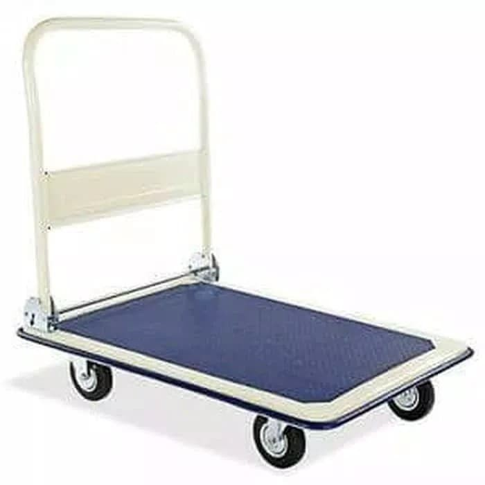 harga 300 kg handtruck/ hand truck / troli / trolley / dorongan barang Tokopedia.com