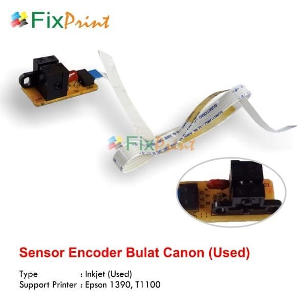 Jual Sensor Encoder Disk Bulat Printer Epson L1300 R2000 R1390 T1100 L1800  - Kota Surabaya - FixPrint Store | Tokopedia