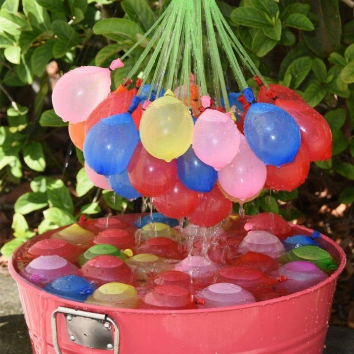 Foto Produk Mainan Perang Balon Air Ajaib / Magic Water Balloon - Random dari Grandia Shop