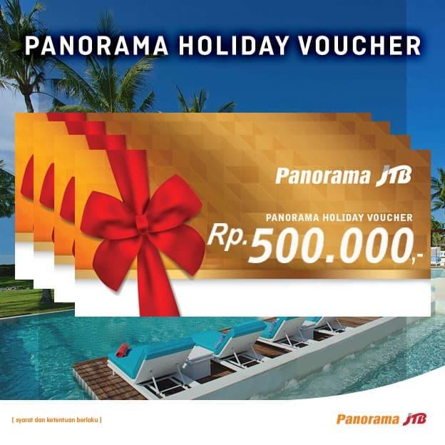 harga Panorama holiday voucher 50000000 Tokopedia.com
