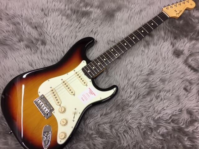 Jual Fender Japan Hybrid 60s Stratocaster 3-Tone Sunburst - Jakarta Timur -  Daily Music Store | Tokopedia