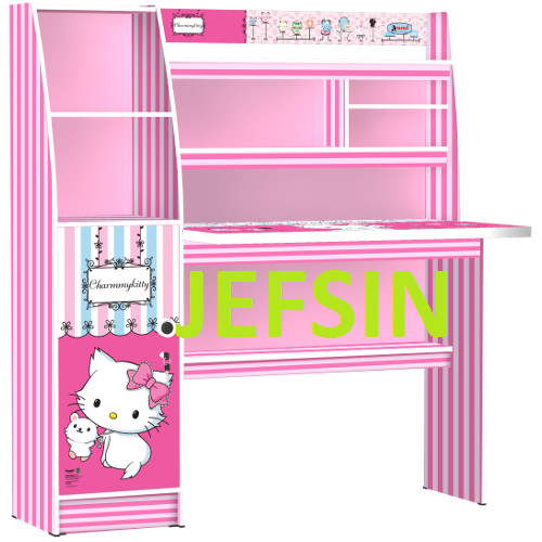 Jual Meja Belajar Charmmy Kitty A Panel Fuchsia Kab Tangerang Sumber Jefsin Furniture Tokopedia
