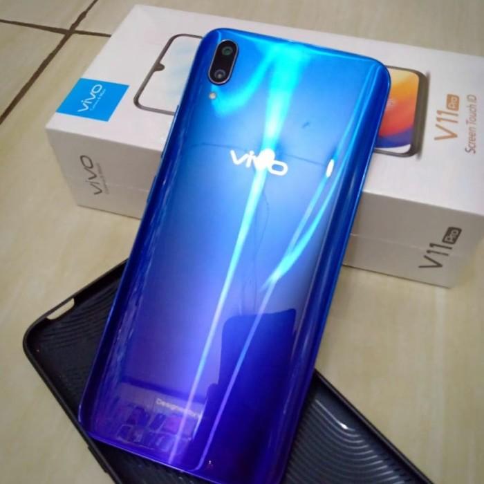 Jual Vivo V11 Pro 6 64 Second Super Mulus Kab Bogor Lucky 748 Cellular Tokopedia