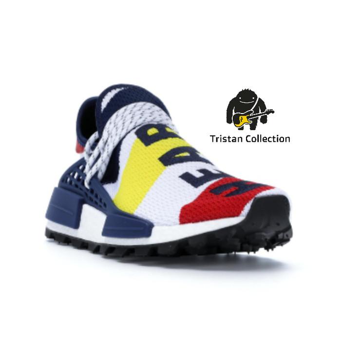quality design 77019 1fc1c Jual ADIDAS NMD Human Race Pharrell x Billionaire Boy Heart Mind PK - DKI  Jakarta - Tristan Collection | Tokopedia