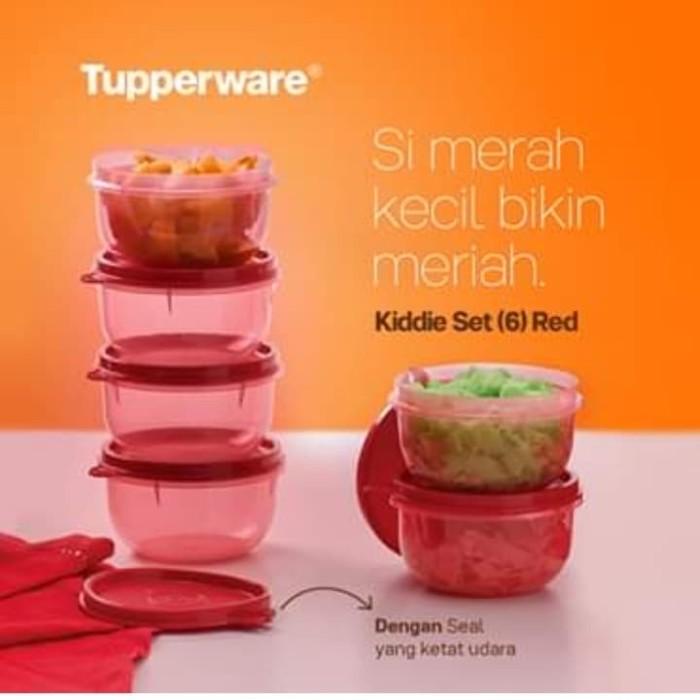 Kiddie Set Tupperware (4)