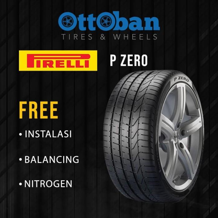 harga Ban pirelli p zero run - flat ukuran 275/35 yr20 Tokopedia.com