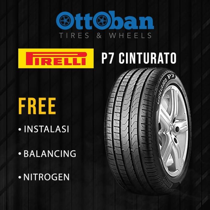 harga Ban pirelli p7 cinturato run - flat ukuran 205/40 wr18 Tokopedia.com