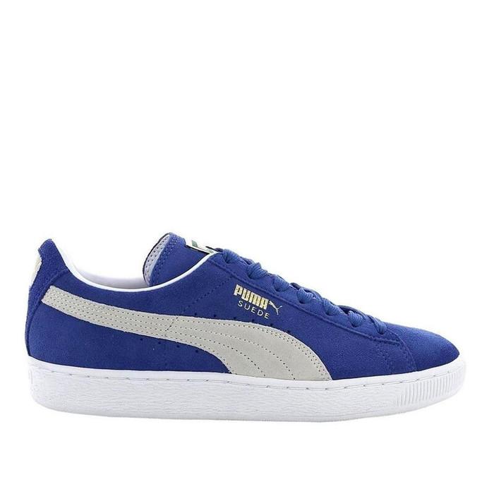 harga Sepatu sneaker puma suede classic 35263464 - - biru 41 Tokopedia.com