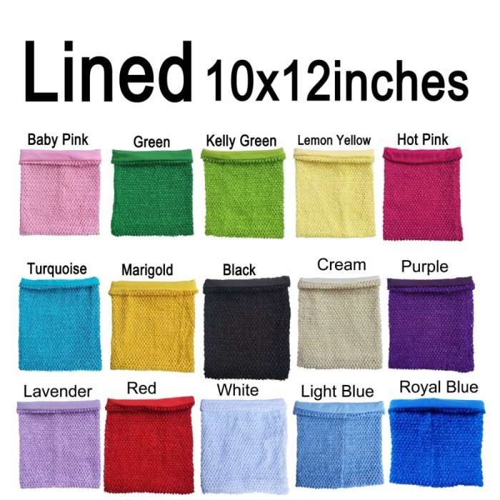 47486e51964 Jual 10x12inch Large size lined crochet tube top tutu tops baby girl ...