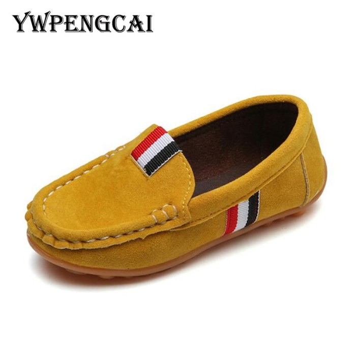 Toddler, Little Kid YWPENGCAI Boys Lace-up Synthetic Leather Dress Shoes