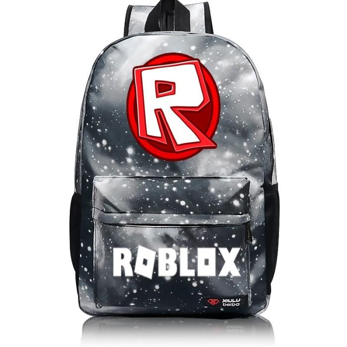 Jual Anime Game Roblox Student School Bags Casual Boys Girls Backpack -  Kota Surabaya - Raja_Mart | Tokopedia