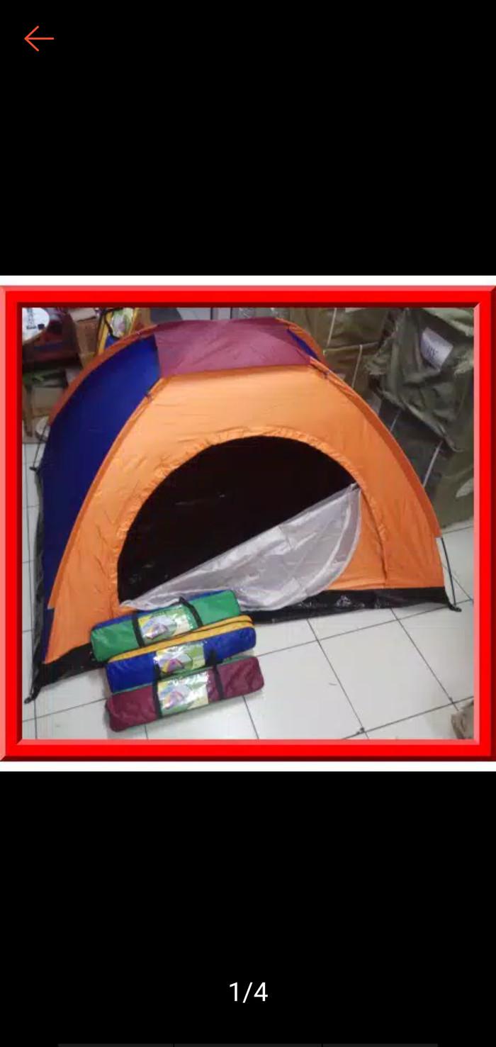 Jual TENDA CAMPING KJ6119 TENT PAYUNG 2 1 5 Kab Tangerang Sinda Abadi Global