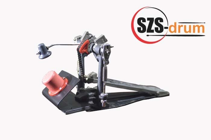 harga Szs kick pad drum compact for single pedal with special beater Tokopedia.com