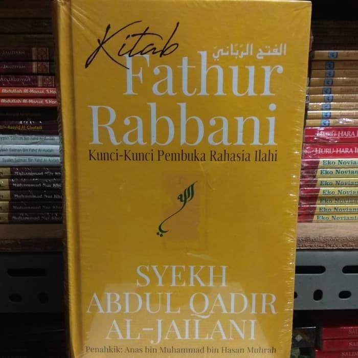 Foto Produk Kitab Fathur Rabbani Syekh Abdul Qadir al-Jailani dari Buku Islam Nusantara