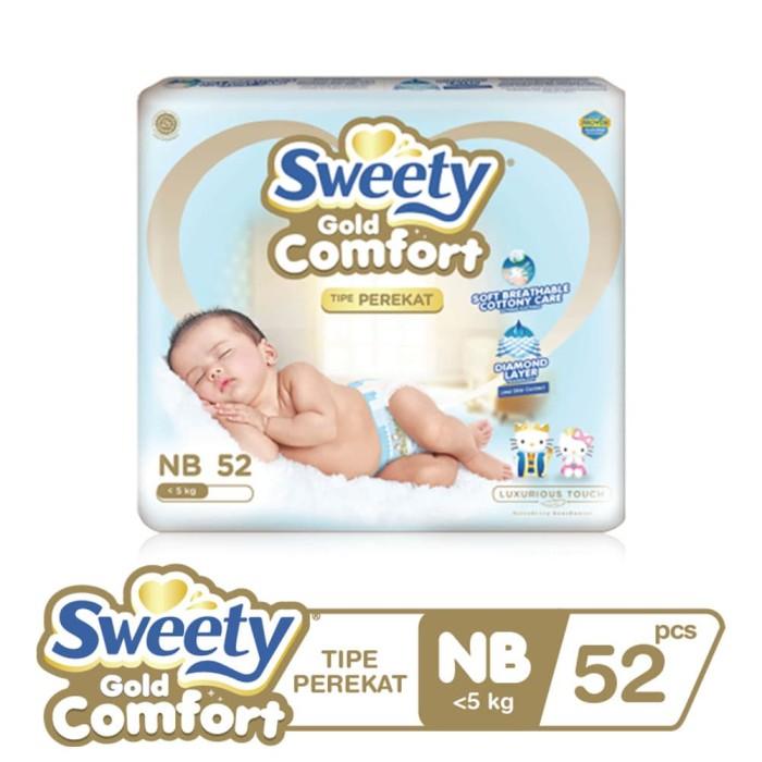 Foto Produk Sweety Gold Comfort NB 52s dari Sweety Indonesia