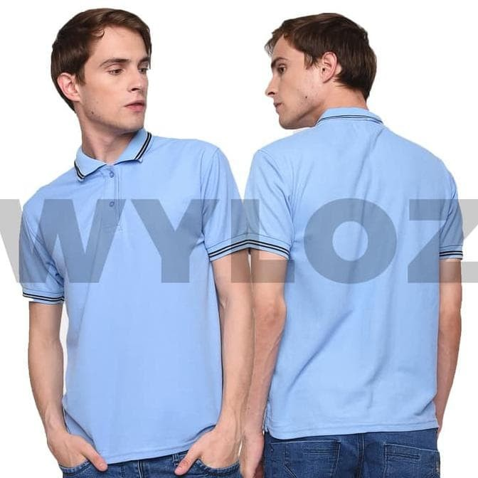 Kaos Polo Shirt Polos Kerah Premium Grosir Golf Rasa Lacoste / Gildan
