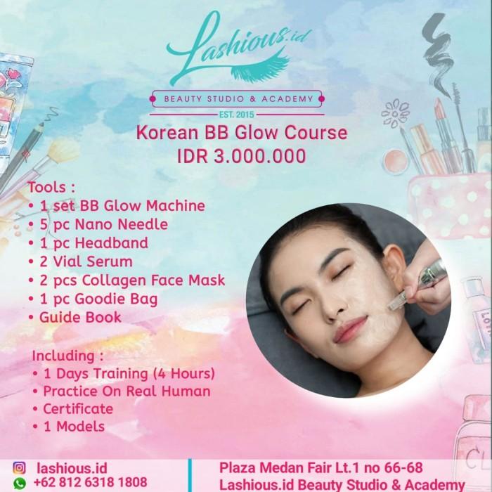 Jual Korean BB Glow Course - Lashious ID | Tokopedia