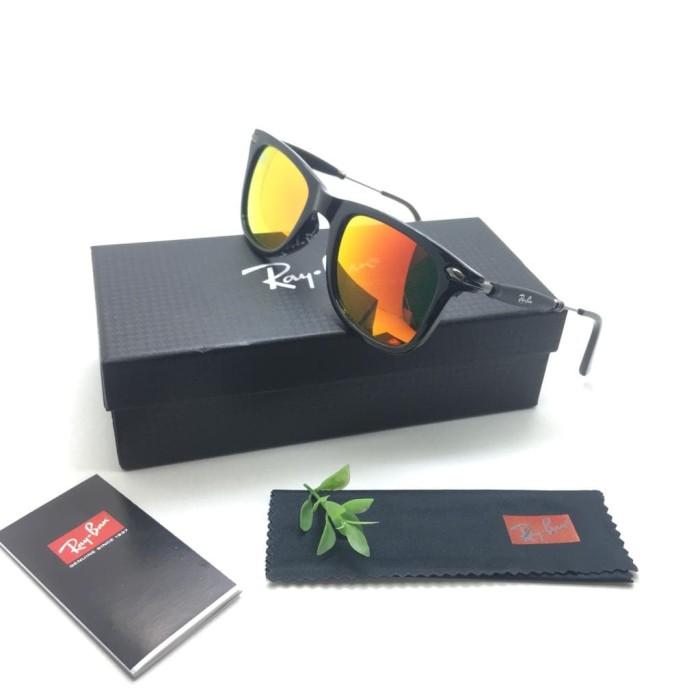 fb11acd25c Jual Kaca Mata Gaya Rayban 2148 Super Premium - Kacamata Global18 ...