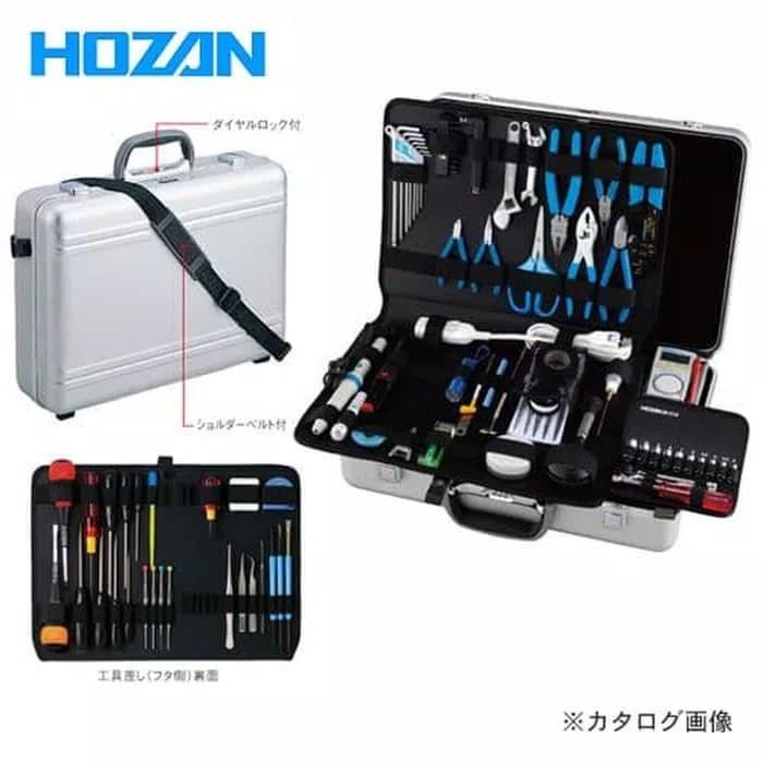 Hozan W-76 Metric Spanner Set set of 3