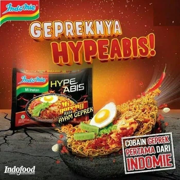 Indomie Terbaru, Enak Dan Lezat, Indomie Ayam Geprek, Pedasnya Mantap Di Karawang