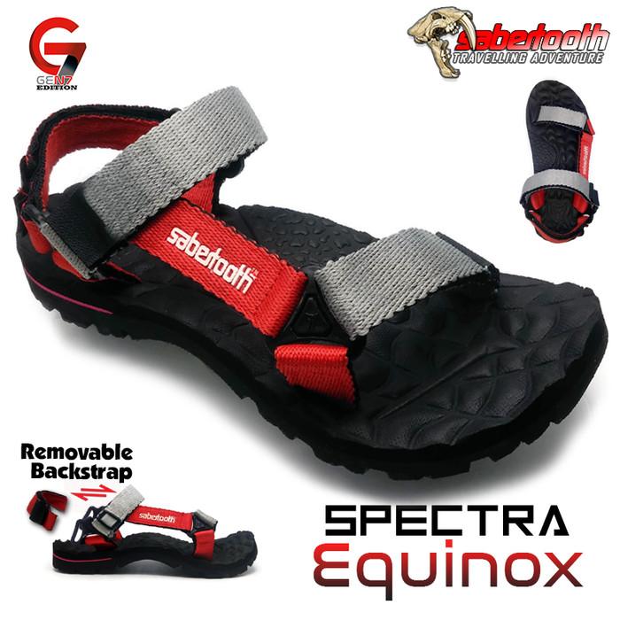 SABERTOOTH Sandal Gunung Traventure Spectra Equinox size 38 s/d 47