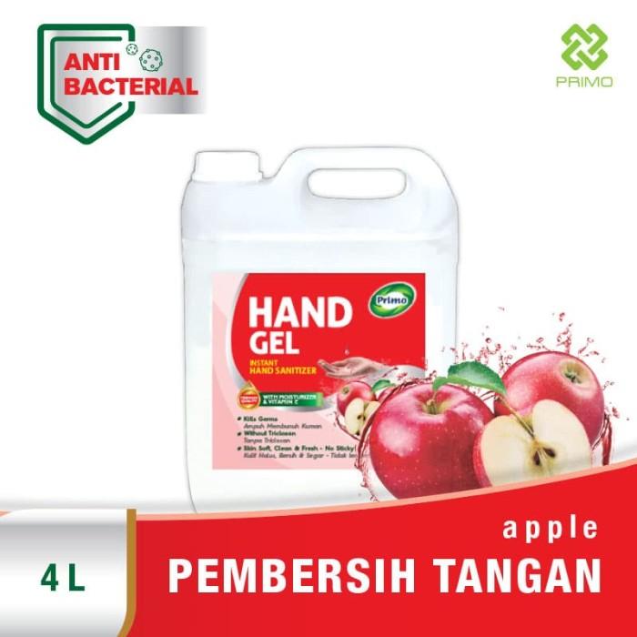 harga Hand sanitizer primo hand gel 4l Tokopedia.com