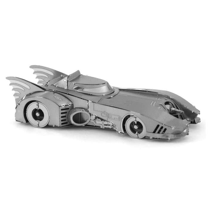 Foto Produk Miniatur Tenyo Metallic 3d Puzzle Batman 1989 Batmobile 3d Puzzle Ori dari Hotwheels_bali