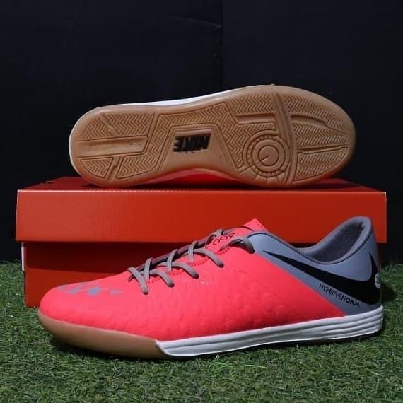 newest 752b0 7698d Jual sepatu futsal nike hypervenom new 2019 KWS 001 - Kab. Malang -  pakissport | Tokopedia