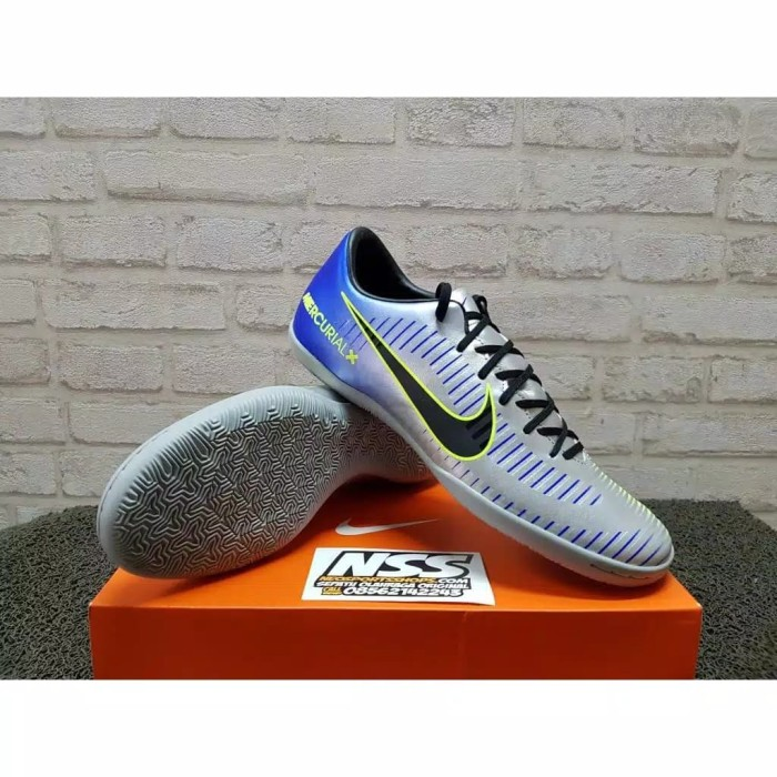 separation shoes d4967 01682 Jual Sepatu futsal Nike Mercurial X Victory VI NJR IC 921516-407 Neymar -  Kota Bandung - Neosportsshops | Tokopedia