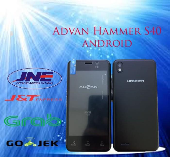 harga Hp advan hammer s40 ram 1gb rom 8gb garansi resmi advan 1 tahun Tokopedia.com