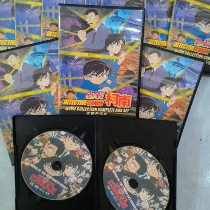 Jual Koleksi Film Detective Conan Movie 1-26 For DVD - Kota Tasikmalaya -  Toko DVD Lengkap | Tokopedia
