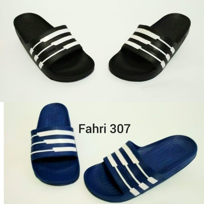 Foto Produk Sandal Adidas duramo - Hitam, 40 dari Fahry 307shop
