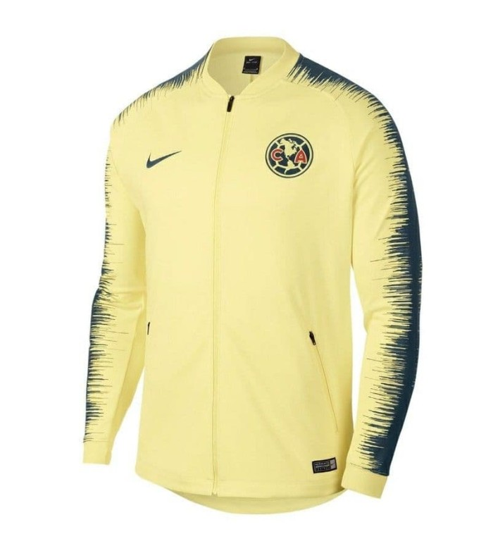 94604be505f Jaket Bola club America 2018 Baju Bola Original Jacket Nike Football
