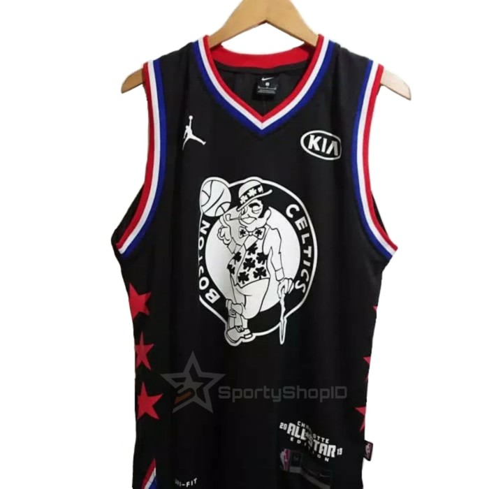 new product 0155a 0722a Jual SETELAN JERSEY NBA ALL STAR 2019 GAME FINISHED KYRIE IRVING - REPLIKA  - Kota Bandung - Sporty Shop ID | Tokopedia