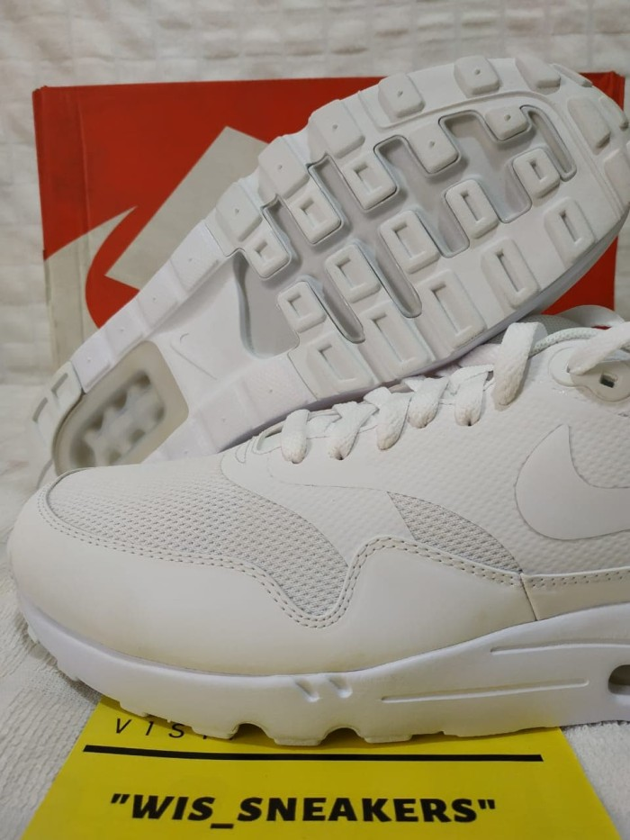 Jual Nike Air Max 1 Ultra 2.0 Essential Original 100% putih DKI Jakarta isoldi | Tokopedia