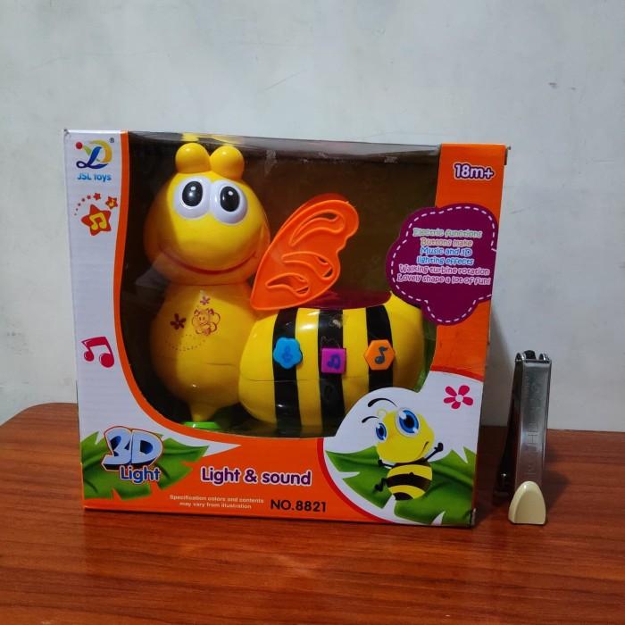 Jual Mainan Anak Tawon 3d Light And Sound Kota Surabaya Redbag Shop Tokopedia