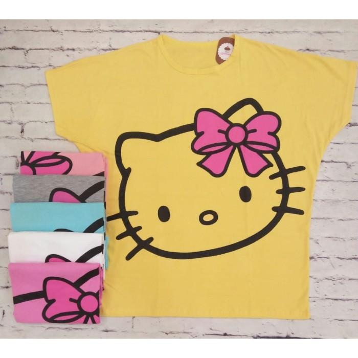 harga Kaos jumbo kitty batwing xxxl oreenjy cupcake Tokopedia.com