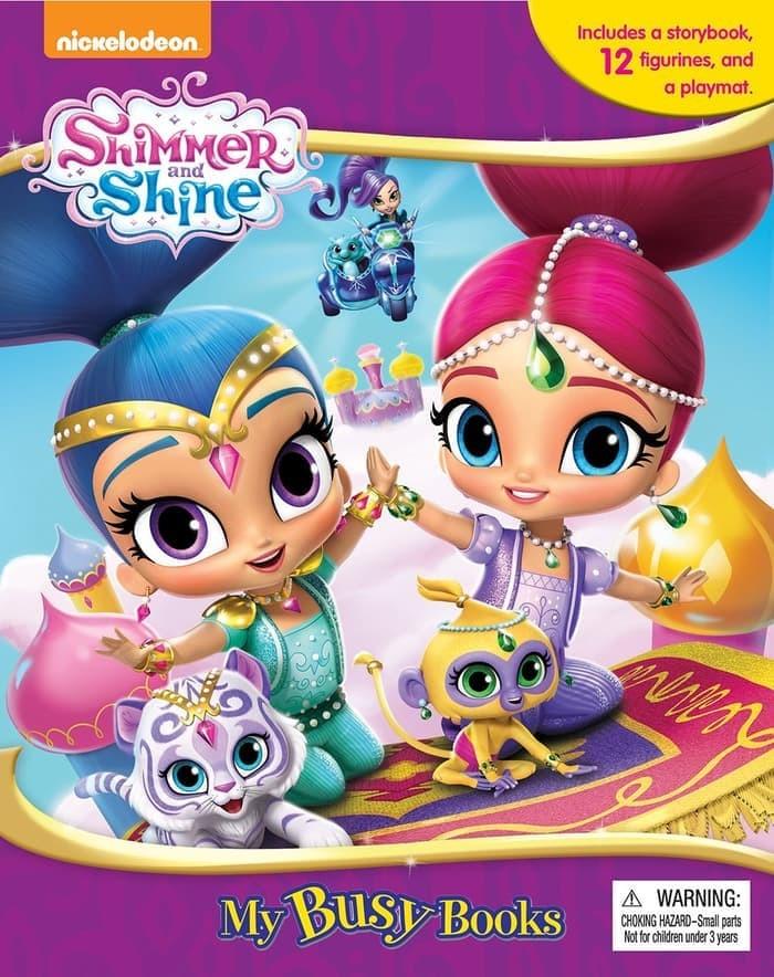 Twins Shimmer /& Shine Child/'s Small School Kids 500ml Pop-Up Drink Water Bottle