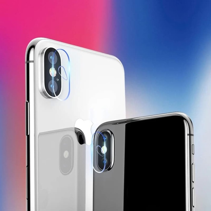 best sneakers 34f93 3747d Jual Iphone X Tempered Glass Back Camera Anti gores Kamera IphoneX - Kota  Bekasi - Kedai ACC | Tokopedia
