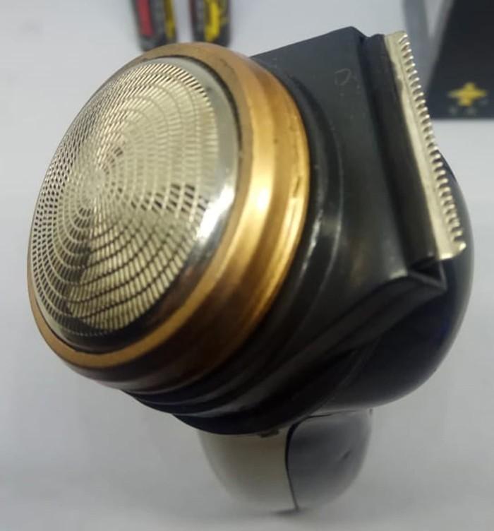 Alat Cukur Elektrik Kumis Rambut Jenggot FEIREN Electric Shaver 415