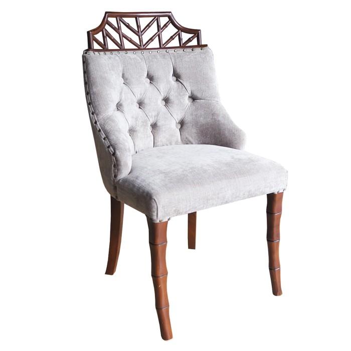 Foto Produk Tinida   kursi makan dining chair mewah custom cafe kafe restaurant dari Mendekor