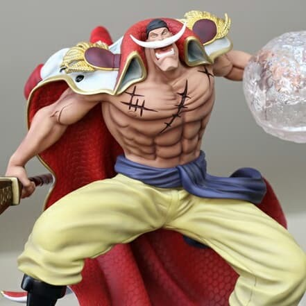 Jual Figure One Piece Tsume Art Shirohige White Beard