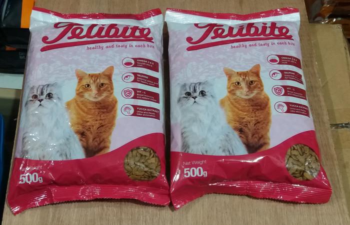 Jual Cat Food Makanan Kucing Felibite 500 Gram Jakarta Timur