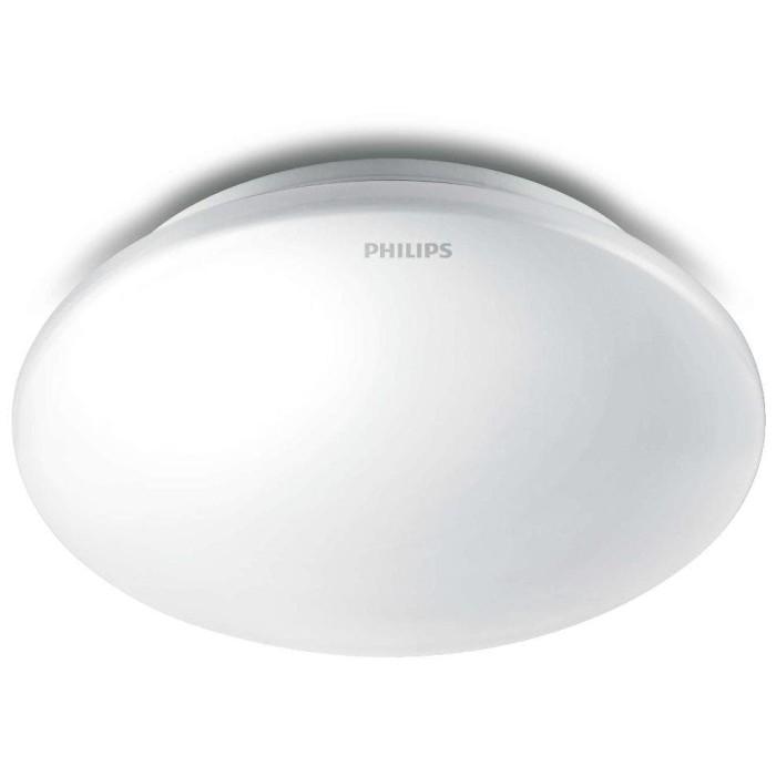 promo PHILIPS LED CEILING 33369 10W Cahaya 6500K Putih - Lampu Bundar