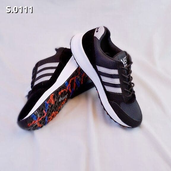where to buy first rate fashion style Jual Sepatu Adidas Neo - Plat Putih 0111 - Kab. Bogor - Angkati Store |  Tokopedia